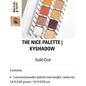 Kylie Cosmetics NICE PALETTE