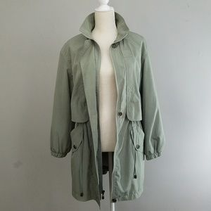 Vintage | FS Limited green army style coat