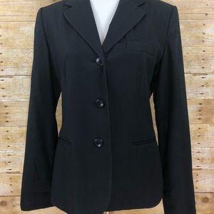 Ann Taylor Navy Blue Blazer Size 4