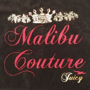 JUICY COUTURE 'Malibu Couture' Hoodie