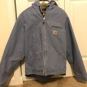 Women's carhartt coat, size medium