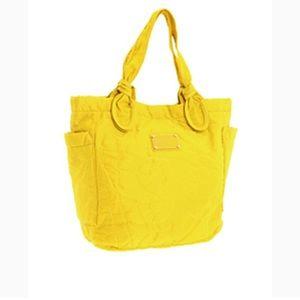 Marc Jacobs Pretty Nylon Tote 💛 lemon yellow!