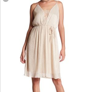 Spirit of Grace Shimmer Lace Gatsby Dress NWT