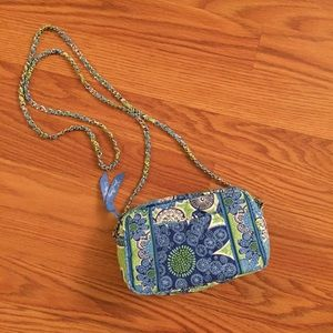 Vera Bradley Doodle Daisy Chain Bag