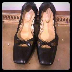 Tod's ballerina flats/driving shoes