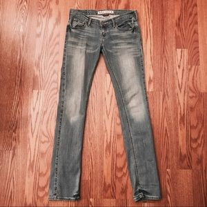 3 FOR $25 SALE - HOLLISTER Straight Cut Denim