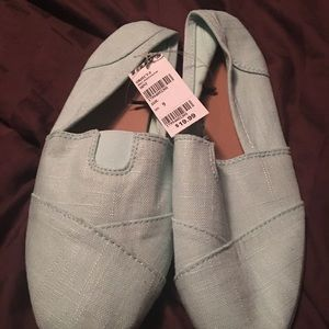 Mint Green Loafer (new) Tilly's