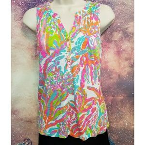 Lilly Pulitzer Tank Top XXS