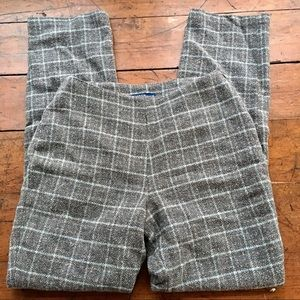 Vintage J.Crew wool blend high waisted pants