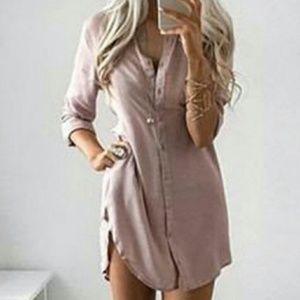 Dresses & Skirts - Long cut t-shirt style dress BUY 1 GET 1 FREE