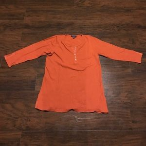 Tops - Women's thermal long sleeve top size 14-16