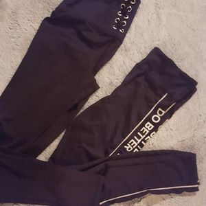 Forever 21 workout pants