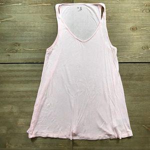 🐿 Gap Baby Pink Tunic Tank