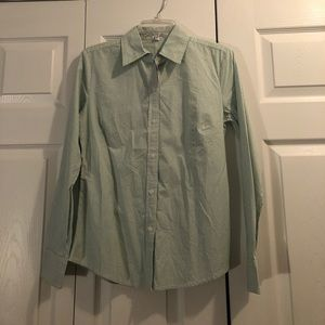Never worn! Still has the tags! Collared shirt!
