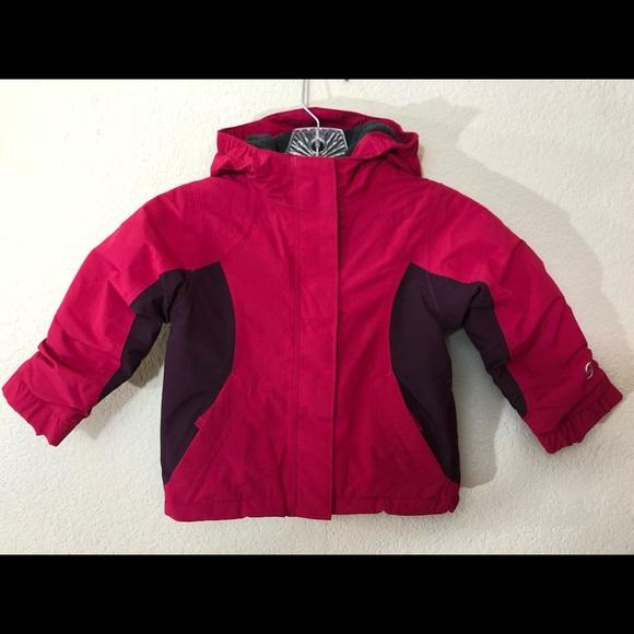 fcf0832c9 Lands' End Jackets & Coats | Lands End Toddler Squall Jacket Size 3t ...