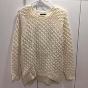 Off-white over sized sweater