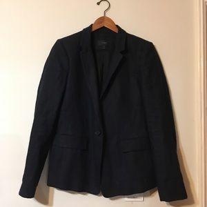 J.Crew dark navy blazer