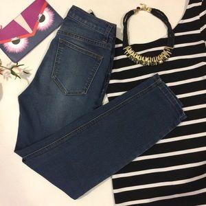 Free People skinny jeans 👖