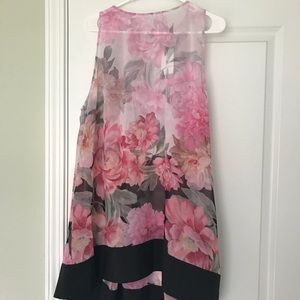 Ted Baker Painted Poise Cover Up size large