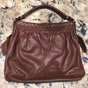 Lucky leather bag