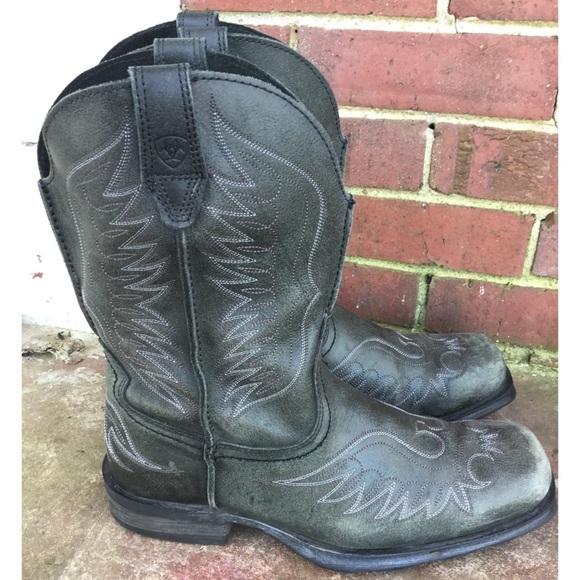9f46bf25941 Ariat Rambler Phoenix Leather Boots 10EE