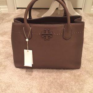 Tory Burch McGraw satchel bag