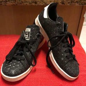 Special Edition STAN SMITHS —- too big. Never worn