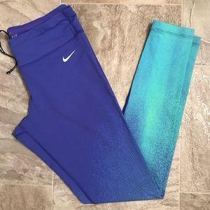 Ombré Nike Tights
