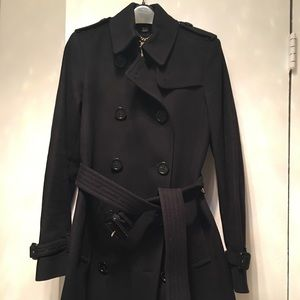 Burberry Whool Cashmere Trench Coat
