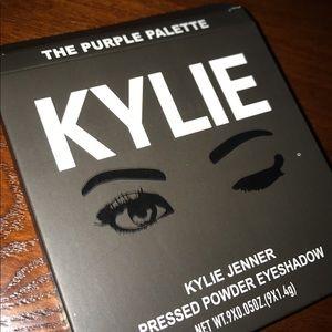 Kylie Jenner Purple Palette