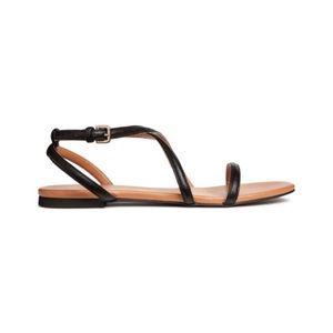 h&m • flat sandals