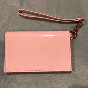 Ted Baker wristlet, phone and card holder.