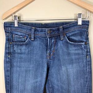 COH low waist flare jeans, size 26