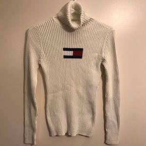 Vintage Tommy Hilfiger Turtleneck Sweater