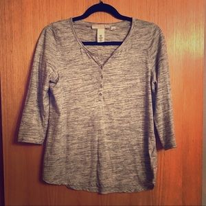 H&M's medium blouse