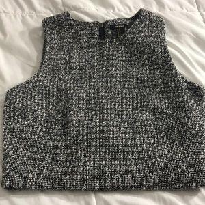 Crochet crop top!