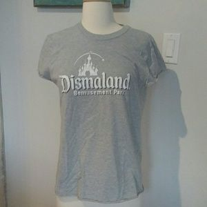 Official Dismaland shirt
