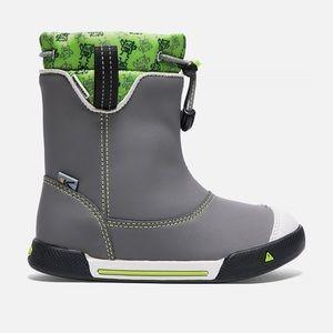 NWT Kids KEEN waterproof boot
