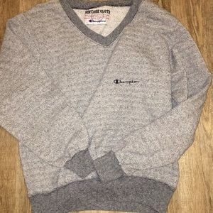 Vintage champion sweater