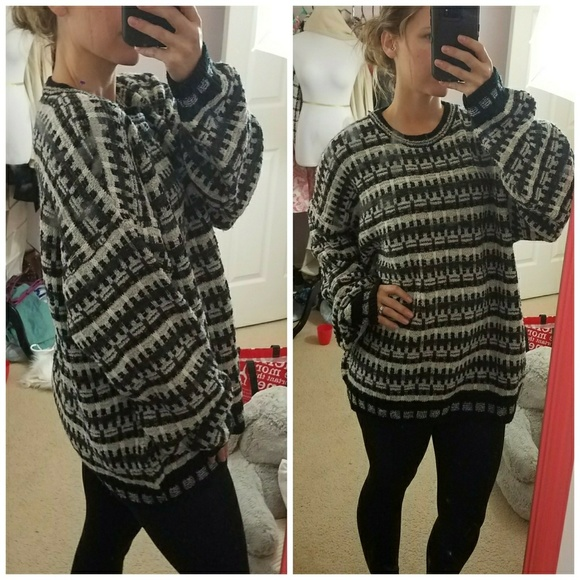 96% off Brandini Sweaters - Perfect Oversized Sweater - Brandini ...