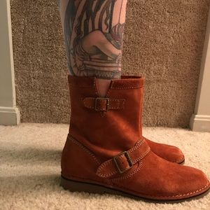 Hush Puppies Aydin Catelyn Suede Boot