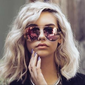 Quay x Amanda Steele Muse Sunnies
