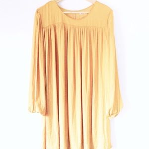 Kimchi Blue Mustard Dress