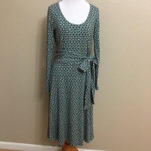 Boden dress with belt