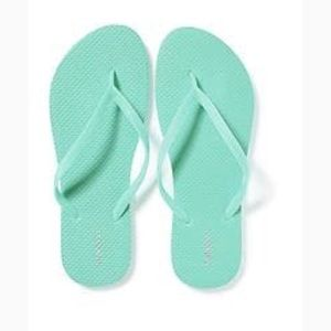 Old Navy Classic Flip Flops Tropical Vacation