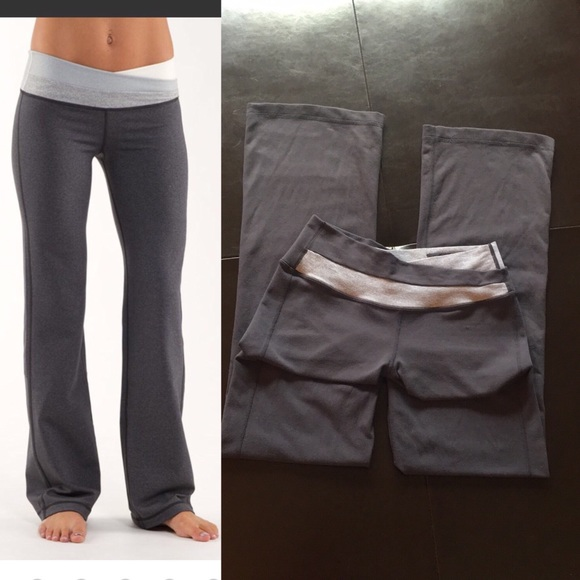 b2fa9e89e lululemon athletica Pants - Lululemon Gray Astro Pant