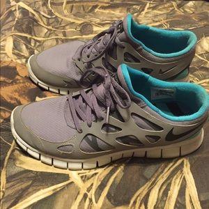 H2O Nike Free Run 2.0