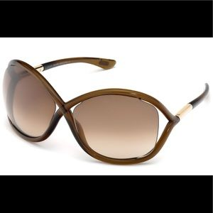 Authentic Tom Ford Whitney Sunglasses