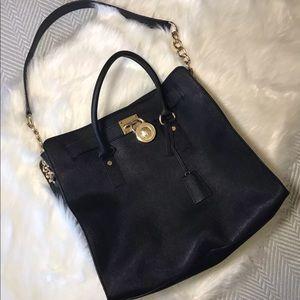 Michael Kors Hamilton Saffiano Leather Bag
