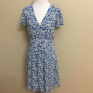 Boden blueberry print dress